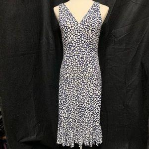 London Times Polka Dot Dress